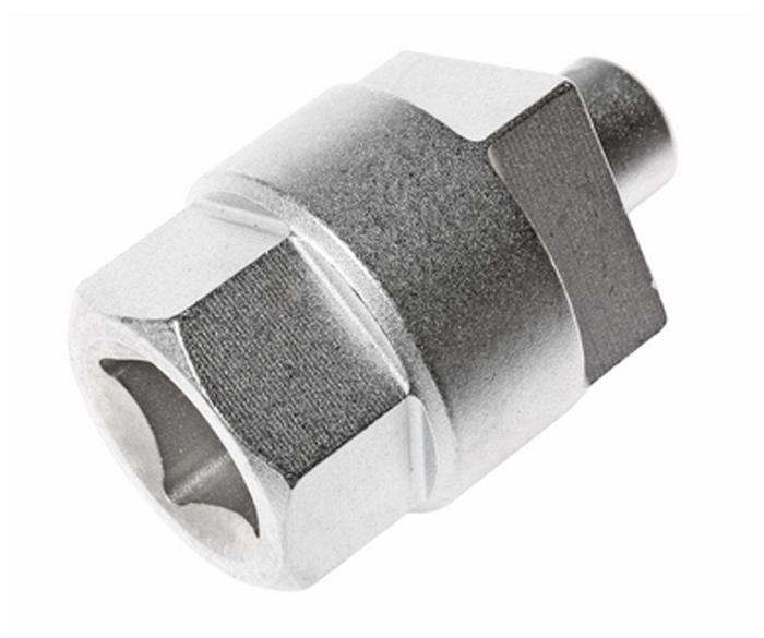 JTC Адаптер для проворачивания коленвала (Volkswagen, Audi). JTC-4035JTC-4035Специально предназначен для проворачивания коленвала и его установки в определенное положение при настройке фаз ГРМ. Применение: Ауди (Audi) А6 с 2005 г.в, Ауди (Audi),А8 2003 г.в. Модель двигателя: 6-цилиндровый двигатель 2.4 л.; 6-цилиндровый двигатель 3.2. л. FSI; 8-цилиндровый двигатель, 6- и 8- цилиндровый TDI Common Rail. Оригинальный номер приспособления: Т40058. Количество в оптовой упаковке: 10 шт. Габаритные размеры: 115/90/40 мм. (Д/Ш/В) Вес: 151 гр.