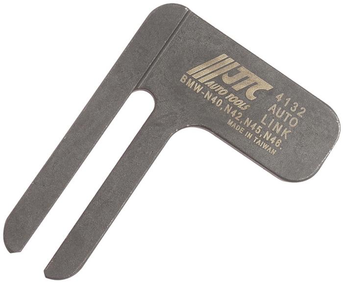 JTC Фиксатор распредвалов (BMW N40, N42, N45, N46). JTC-4132JTC-4132Инструмент применяется для фиксации положения распредвала во время регулировки фаз ГРМ.Применение: БМВ (BMW) N40, N42, N45, N46.Размер прорези: 9 мм. (экстра-крупный).Габаритные размеры: 170/105/5 мм. (Д/Ш/В)Вес: 163 гр.