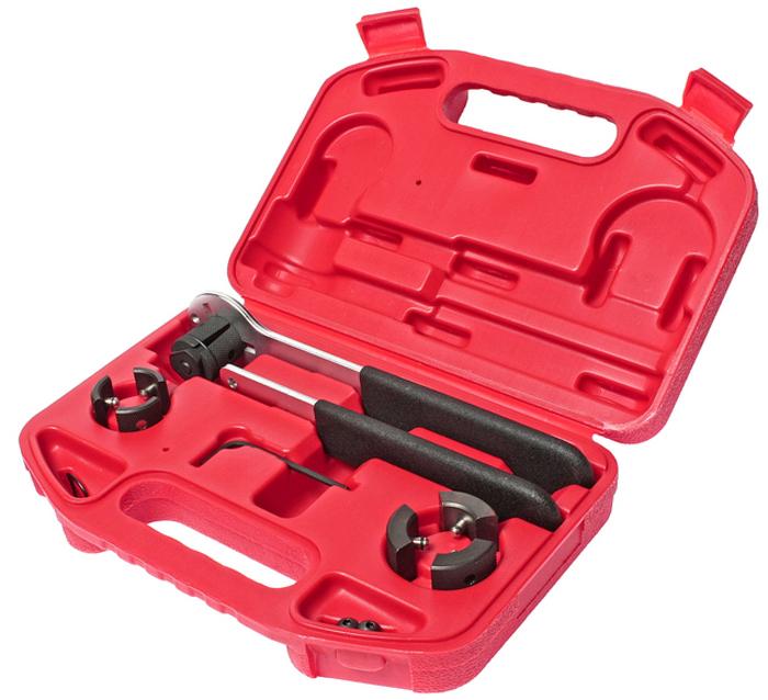 JTC Съемник поршня тормозного цилиндра. JTC-4204JTC-4204Специально предназначен для быстрого и легкого извлечения поршней суппортов. Быстрая замена, конструкция с 3-мя типоразмерами адаптеров. Диаметр от 25 мм. до 35 мм. Упаковка: прочный переносной кейс. Габаритные размеры: 250/150/60 мм. (Д/Ш/В) Вес: 960 гр.