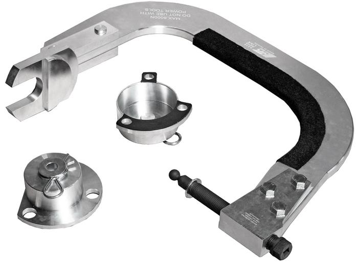 JTC Приспособление для сжатия пружин передней подвески (VOLVO S60, S80, V70, XC70, XC60, XC90). JTC-4215JTC-4215Применяется для фиксации передней подвески во время замены ступицы, шаровой опоры или подшипника. Служит для предотвращения обратного хода пружины. Применение: Вольво (Volvo): S60 (01~10), S80 (99~06), V70 (00~07), XC70 (02~07) , XC60 (09~), XC90 (03~).Оригинальный номер ОЕМ: 9997256.Габаритные размеры: 755/555/145 мм. (Д/Ш/В) Вес: 15000 гр. ПОДРОБНАЯ ВИДЕОИНСТРУКЦИЯ