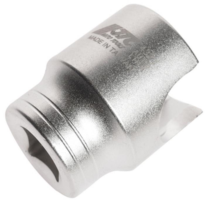 JTC Головка для замены топливного фильтра дизельных двигателей (Hdi). JTC-4321JTC-4321Специальная головка для снятия топливного фильтра дизельных двигателей. Предназначена для дизельных двигателей HDI 2.0, 2.2 Применение: Ситроен (Citroen) С4, С5 2.0/2.2 HDI Фиат (Fiat) Scudo, Ulysse 2.0 JTD Форд (Ford) Focus, Galaxy, Kuga 2.0 TDCI Пежо (Peugeot) 307, 308, 407, 607, 807 HDI 2.0 16V Вольво (Volvo) С30, С70, S40 2.0 Diesel Lancia Ленд Ровер (Land Rover) Митсубиси (Mitsubishi)Габаритные размеры: 115/75/55 мм. (Д/Ш/В)Вес: 151 гр.