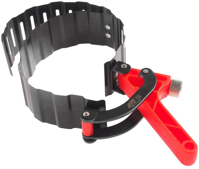 JTC Оправка поршневых колец рифленая, 75-125 мм, ширина ленты 38 мм. JTC-4324JTC-4324Упрощенная регулировка диаметра с помощью регулировочного винта. Надежно удерживает поршневые кольца, простота установки в цилиндр. Уникальная форма отправки предотвращает соскальзывание в цилиндр. рабочий диапазон: 75-125 мм. Ширина ленты: 38 мм.Габаритные размеры: 220/145/40 мм. (Д/Ш/В)Вес: 166 гр.