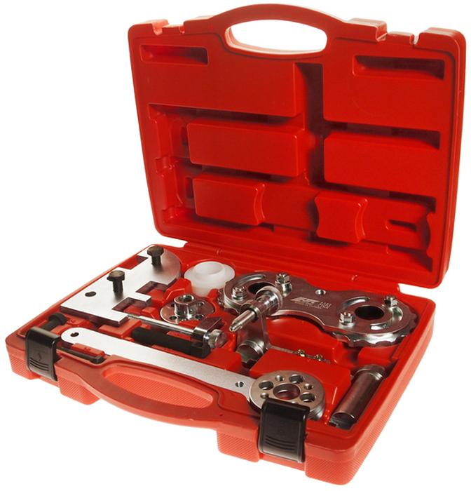 JTC Набор для установки фаз ГРМ VOLVO B4204 (8-ст.трансмиссия). JTC-4383JTC-4383Используется для регулирования положений распределительного и коленчатого вала.Применение: Вольво (VOLVO) B4204 (8-ступ. трансмиссия). S60 (2011-), S80 (2007-), V60, V70 (2008-), XC60, XC70 (2008-).ОЕМ номера: 9997493, 9997495 ,9997490, 9997497, 9997496.ПОДРОБНАЯ ВИДЕОИНСТРУКЦИЯ