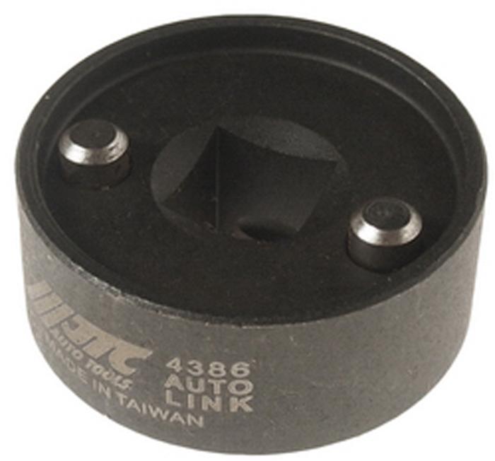 JTC Ключ сервисный VW,AUDI двигателей VAG TSI,TFSI № 10352/2. JTC-4386JTC-43862 специальных внутренних штифта предназначены для четкой фиксации и последующего поворота ключа.Применение: VAG TSI, TFSI.Оригинальный номер: T10352-2.