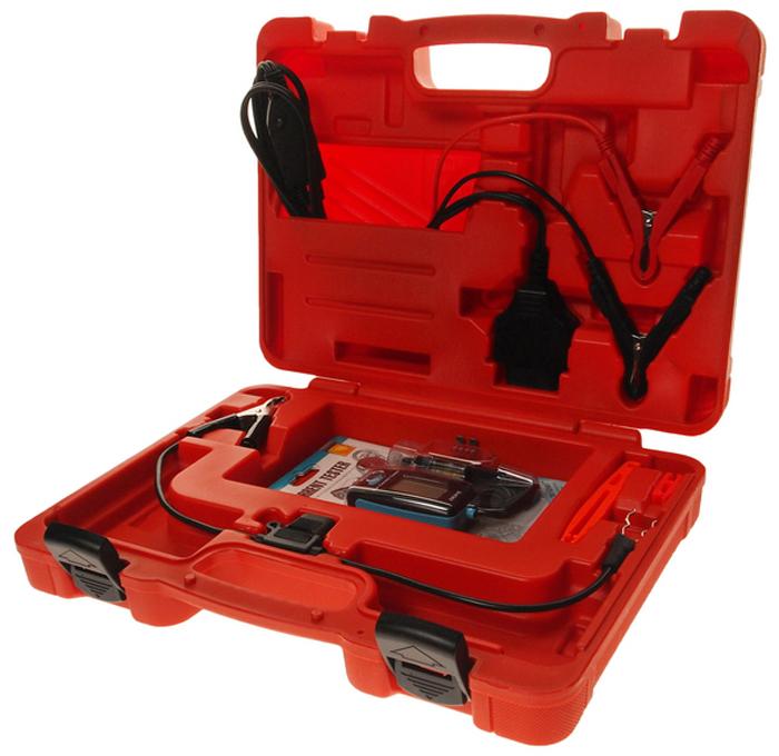 JTC Набор для проверки утечек электрической цепи. JTC-4446JTC-4446Обеспечивает безопасное и быстрое обнаружение утечки в электрической сети автомобиля.Проверка утечки тока происходит без потери данных бортового компьютера.Максимальная мощность: DC32V/20А.Диапазон измерении?: 0.01A-19.99A.Комплектация:Коннектор OBD с двумя зажимами типа «крокодил».Тестер для подключения к клеммам аккумулятора с зажимом и коннектором.Тестер электрической цепи с дисплеем и батареи?кои?.Предохранитель, коннектор, щипцы малые и большие.