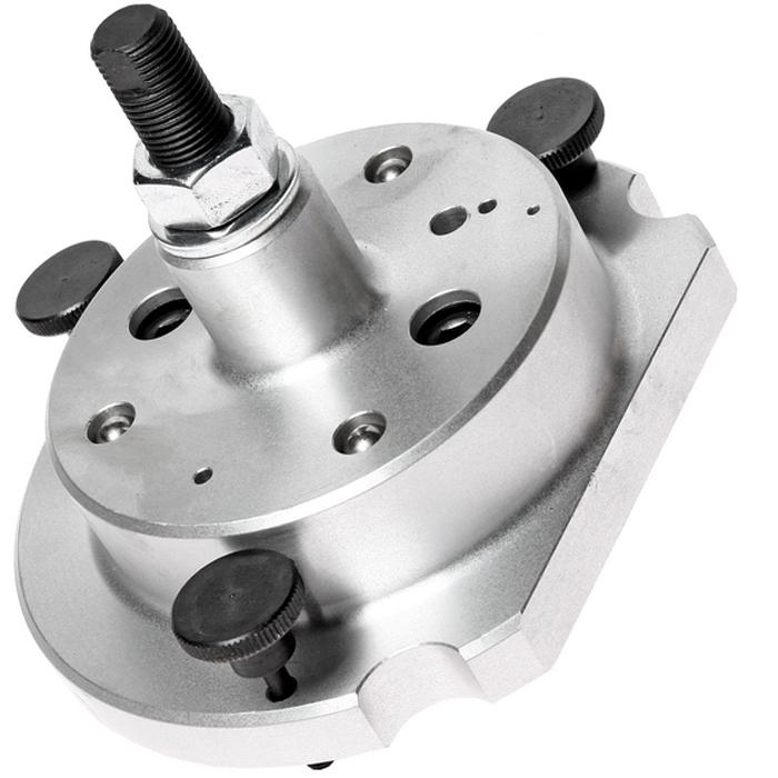JTC Приспособление для замены сальника коленвала VW, AUDI, SKODA, SEAT (OEM T10017). JTC-4710JTC-4710Специальный инструмент для замены заднего сальника коленчатого вала. Применение: 16V двигатели объемом 1.4, 1.6 л., установленные на автомобилях Фольксваген (Volkswagen), Ауди (Audi), Шкода (Skoda), Сеат (SEAT). Габаритные размеры: 150/150/150 мм. (Д/Ш/В) OEM: T10017 Вес: 1800 гр.