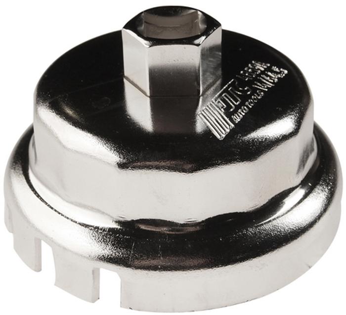 Съемник масляного фильтра JTC, для автомобилей Toyota, Lexus, 2007-. JTC-4859AJTC-4859AСъемник масляного фильтра JTC предназначен для снятия масляного фильтра в ходе проведениядиагностических работ. Размеры: посадочный квадрат 3/8, 64.5 мм, 14 граней. Материал: алюминий. Применение: Тойота (Toyota) 3.5 л. с 2007 г.в.; Лексус (Lexus) IS250, IS350, GS300, GS350, GS450HE, S350,RX350, LS460, LS600H.