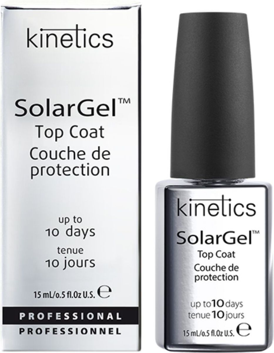 Kinetics Верхнее покрытие SolarGel Top Coat, 15 мл ligia gheorghita passivation kinetics at semiconductor interfaces