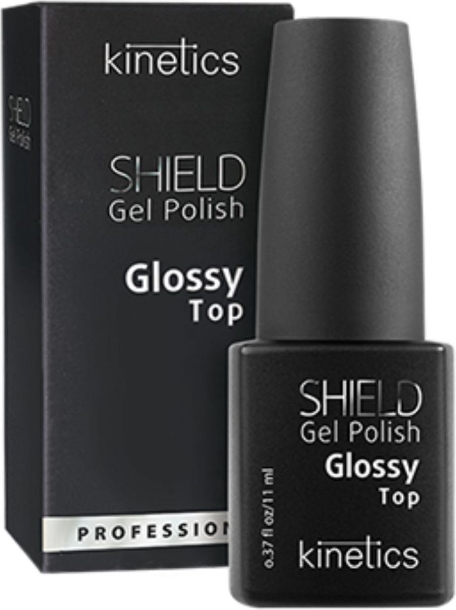 Kinetics Глянцевое верхнее покрытие для гель-лака Shield Glossy Top Coat, 11 мл ligia gheorghita passivation kinetics at semiconductor interfaces