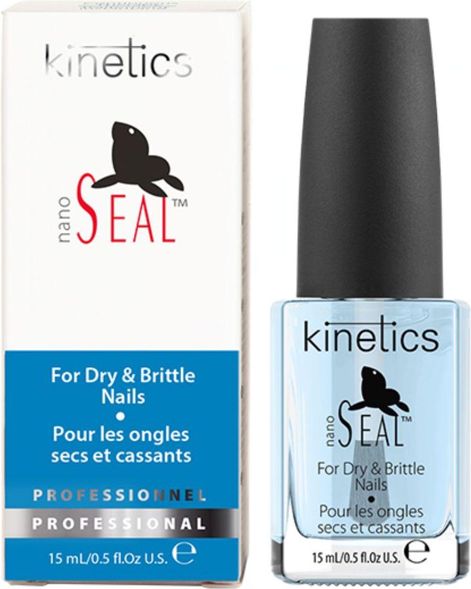 Kinetics Ежедневная терапия для сухих и ломких ногтей Nano Seal (Тюлень), 15 млKTR03NЕжедневная терапия для сухих и ломких ногтей Kinetics Nano Seal (Тюлень) – это быстрое восстановление естественных защитных свойств ногтевой пластины, интенсивный уход и длительная терапия для сухих и ломких ногтей. Набор витаминов А, Е, В5 и С обеспечивает постоянно увлажнение сухих и ломких ногтей и помогает восстановить их здоровое состояние. Товар сертифицирован.