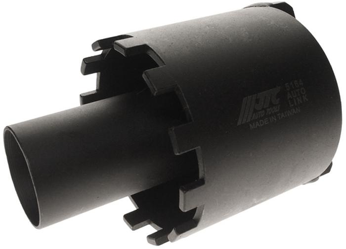 JTC Съемник гайки задней оси MERCEDES. JTC-5164JTC-5164Под ключ 3/4. Размер: 3/4 Dr. Х 91.5 мм. 12 граней. Оригинальный номер: 740589000700.