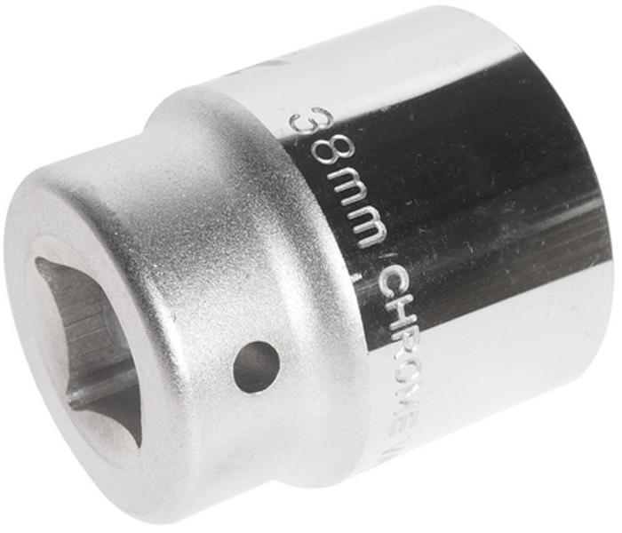 """JTC Головка торцевая 12-гранная 1/4 х 5 мм, длина 25 мм. JTC-22605JTC-2260512 граней, метрический размер.Диаметр: 5 мм., ширина - 8 мм.Общая длина: 25 мм.Размер: 1/4"""" Dr.Изготовлена из закаленной хром-ванадиевой стали.Количество в оптовой упаковке: 20 шт. и 1000 шт.Габаритные размеры: 25/10/10 мм. (Д/Ш/В)Вес: 10 гр."""