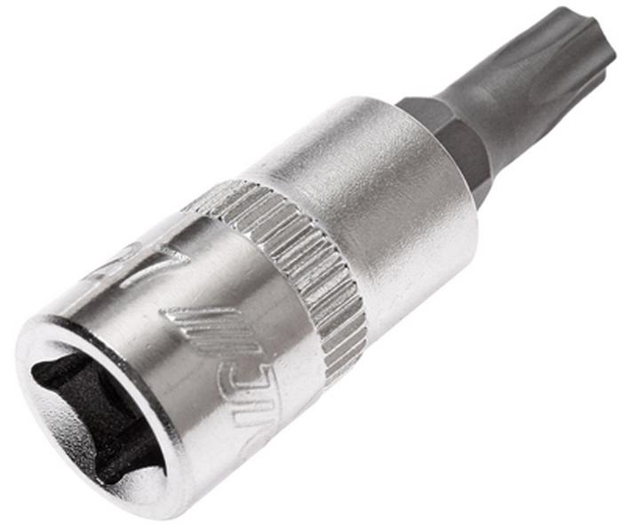 JTC Головка с насадкой TORX с отверстием 1/4 х T27H, длина 37 мм. JTC-23527JTC-23527Изготовлена из закаленной хром-ванадиевой стали.Размер: 1/4хТ27H.Общая длина: 37 мм.Длина насадки: 15 мм.Габаритные размеры: 37/12/12 мм. (Д/Ш/В)Вес: 15 гр. Размер Усилие max., lb-in Усилие max., Н·мT10,850,097 T21,250,141 T32,250,254 T43,300,373 T54,600,51 T68,000,90 T715,001,70 T823,002,60 T930,003,39 T1040,004,52 T1568,007,69 T20112,0012,66 T25168,0018,99 T27238,0026,90 T30331,0037,40 T40576,0065,03 T45916,00103,50 T501405,00158,75 T552272,00256,71 T603942,00445,39 T706203,00700,94 T809277,001048,30 T9013125,001483,12 T10018131,002048,80
