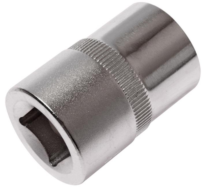 """JTC Головка торцевая TORX 1/2 х E22, длина 38 мм. JTC-43522JTC-43522Изготовлена из закаленной хром-ванадиевой стали. Размер: 1/2""""хE22.Общая длина: 38 мм. Количество в оптовой упаковке: 10 шт. и 200 шт. Габаритные размеры: 38/26/26 мм. (Д/Ш/В) Вес: 89 гр."""