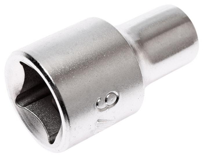 Головка торцевая JTC, 6-гранная, 1/2 х 9 мм, длина 38 мм. JTC-43809JTC-43809Головка торцевая JTC изготовлена из закаленной хром-ванадиевой стали. Характеристики: 6 граней, метрический размер.Размер: 1/2 х 9 мм.Длина: 38 мм. Габаритные размеры: 38/15/15 мм (Д/Ш/В). Вес: 50 гр.