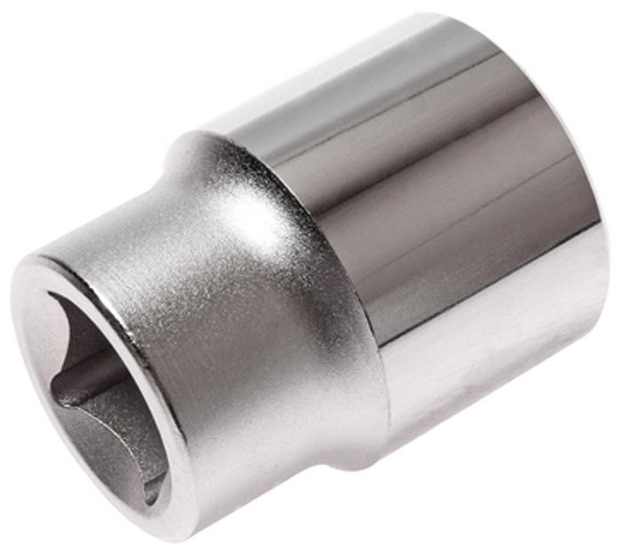 """JTC Головка торцевая 6-гранная 1/2 х 21 мм, длина 38 мм. JTC-43821JTC-438216 граней, метрический размер.Изготовлена из закаленной хром-ванадиевой стали.Размер: 1/2""""х21 мм. Длина: 38 мм.Количество в оптовой упаковке: 10 шт. и 200 шт.Габаритные размеры: 38/29/29 мм. (Д/Ш/В)Вес: 85 гр."""