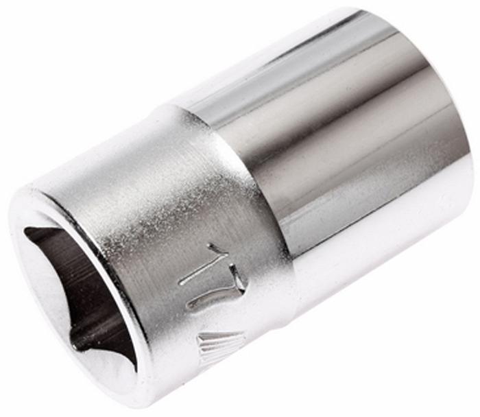 """JTC Головка торцевая 12-гранная 1/2 х 17 мм, длина 38 мм. JTC-43917JTC-4391712 граней, метрический размер. Изготовлена из закаленной хром-ванадиевой стали. Размер: 1/2""""х17 мм.Длина: 38 мм. Количество в оптовой упаковке: 10 шт. и 200 шт. Габаритные размеры: 38/24/24 мм. (Д/Ш/В) Вес: 67 гр."""