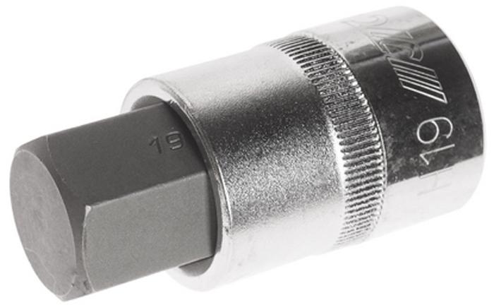 Головка торцевая JTC, с насадкой HEX 1/2 х H19, длина 55 мм. JTC-45619JTC-45619Торцевая головка JTC, изготовленная из закаленной хром-ванадиевой стали, позволяетдостигать наилучшего приложения к резьбовому соединению крутящего момента.Размер: 1/2 х H19. Общая длина: 55 мм. Длина насадки: 17 мм.