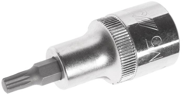JTC Головка с насадкой SPLINE 1/2 х М5, длина 55 мм. JTC-45705JTC-45705Размер: 1/2 х M5. Общая длина: 55 мм. Длина насадки: 17 мм. Изготовлена из закаленной хром-ванадиевой стали. Габаритные размеры: 55/20/20 мм. (Д/Ш/В) Вес: 60 гр.