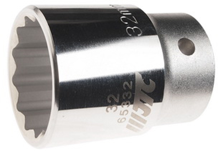 JTC Головка12-гранная 3/4 х 32 мм. JTC-65332JTC-65332