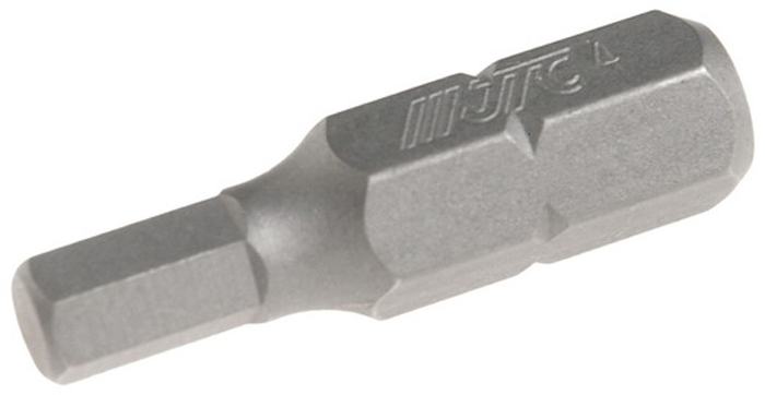 Вставка JTC, 1/4DR, 6-гранная, 4 x 25 мм. JTC-1152504 cp32 4 180mm