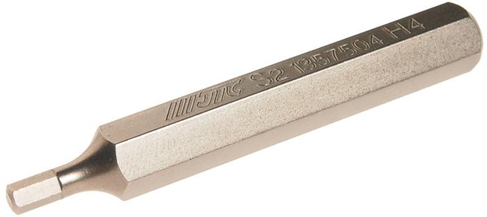 JTC Вставка 10 мм 6-гранная удлиненная 4х75 мм. JTC-1357504JTC-1357504Размер: 4 х 75 мм. Длина насадки: 10 мм 6-гранная. Материал: S2 сталь.