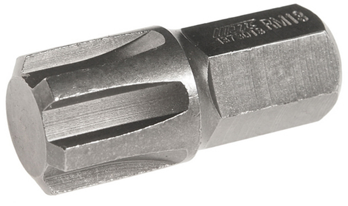 JTC Вставка 10 мм Ribe М13х30 мм. JTC-1373013JTC-1373013Размер: М13. Общая длина: 30 мм. Длина насадки: 10 мм Ribe. Материал: S2 сталь.