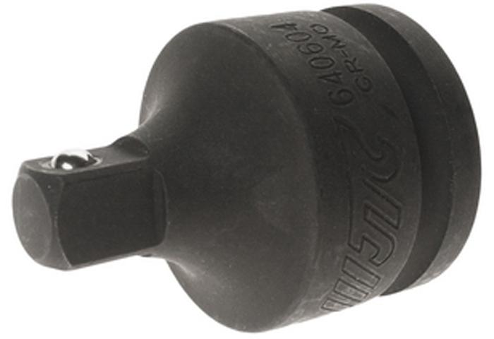 Адаптер ударный JTC. JTC-640604JTC-640604Адаптер ударный JTC изготовлен из высококачественной хром-молибденовой стали.Размер: F3/4 х М1/2.Диаметр адаптера: 44 мм.Длина адаптера: 56 мм.