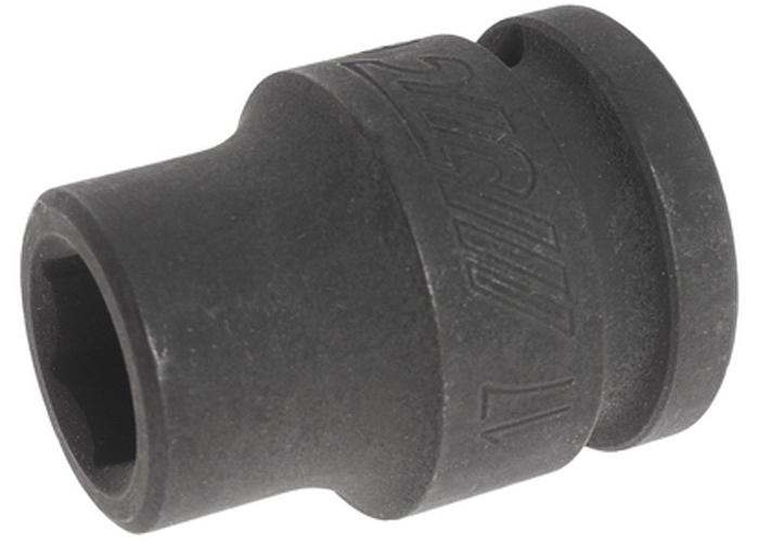 """JTC Головка торцевая ударная 6-гранная 3/4 х 17 мм, длина 50 мм. JTC-645217JTC-6452176 граней, метрический размер. Диаметр: 17 мм., ширина - 28.5 мм. Общая длина: 50 мм. Размер: 3/4"""" Dr. Изготовлена из высококачественной хром-молибденовой стали. Габаритные размеры: 50/35/35 мм. (Д/Ш/В) Вес: 240 гр."""