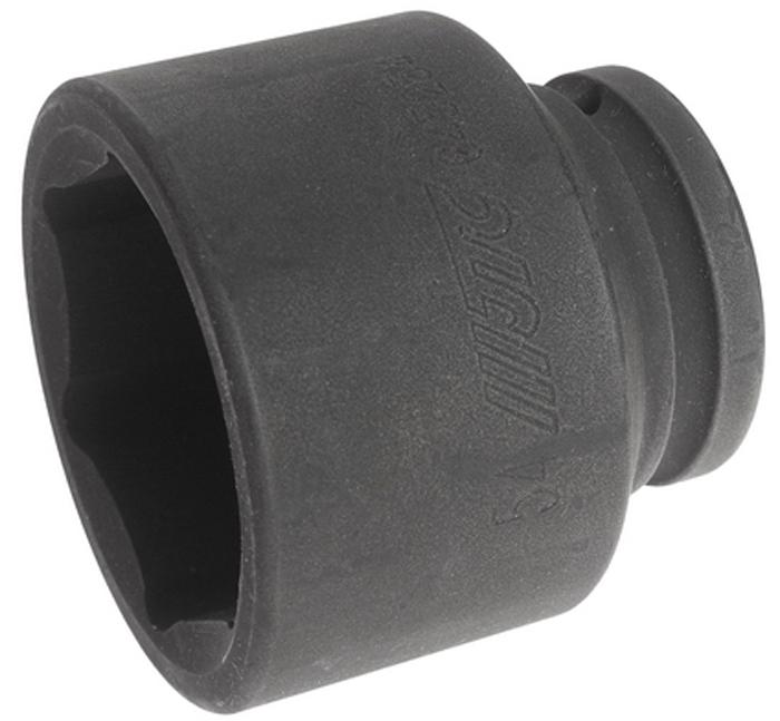 """JTC Головка торцевая ударная 6-гранная 3/4 х 54 мм, длина 72 мм. JTC-645254JTC-6452546 граней, метрический размер. Диаметр: 54 мм., ширина - 77 мм. Общая длина: 72 мм. Размер: 3/4"""" Dr. Изготовлена из высококачественной хром-молибденовой стали. Габаритные размеры: 90/90/80 мм. (Д/Ш/В) Вес: 1280 гр."""