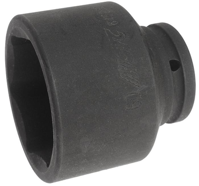 """JTC Головка торцевая ударная 6-гранная 3/4 х 60 мм. JTC-645260JTC-6452606 граней, метрический размер. Диаметр: 60 мм., ширина - 84 мм. Общая длина: 80 мм. Размер: 3/4"""" Dr. Изготовлена из высококачественной хром-молибденовой стали."""