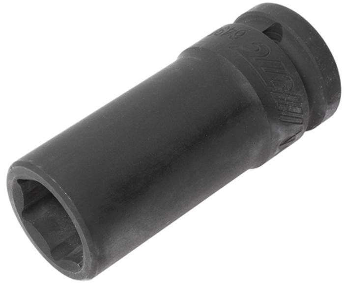 Головка торцевая JTC, глубокая, ударная, 6-гранная 3/4 х 24 мм, длина 90 мм. JTC-649024JTC-649024Головка торцевая JTC изготовлена из высококачественной хром-молибденовой стали.Размер: 3/14 х 24 мм.6 граней, метрический размер. Общая длина: 90 мм.Габаритные размеры: 90/36/36 мм. (Д/Ш/В).