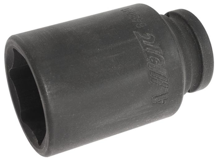 """Головка торцевая JTC, глубокая, ударная, 6-гранная 3/4 х 41 мм, длина 92 мм. JTC-649041JTC-649041Головка торцевая, глубокая, ударная JTC изготовлена из закаленной хром-ванадиевой стали. Имеет 6 граней, метрический размер. Диаметр: 41 мм., ширина - 58 мм. Общая длина: 92 мм. Размер: 3/4"""" Dr. Изготовлена из высококачественной хром-молибденовой стали. Количество в оптовой упаковке: 30 шт. Габаритные размеры: 100/80/80 мм. (Д/Ш/В) Вес: 1000 гр."""