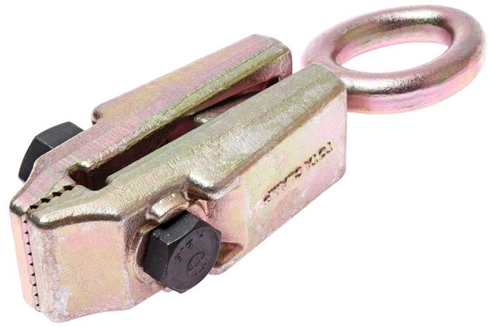 JTC Захват для кузовных работ однонаправленный. JTC-C101JTC-C101 Рабочее усилие 5 т.Размер болта: 16 мм.Øх70 мм.Захват однофункциональный.Количество в оптовой упаковке: 15 шт.Габаритные размеры: 225/85/75 мм. (Д/Ш/В)Вес: 2101 гр.