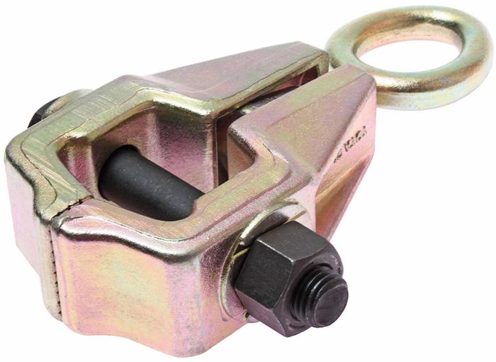 JTC Захват для кузовных работ усиленный однонаправленный, рабочее усилие 5 т. JTC-C203JTC-C203 Рабочее усилие 5 т.Размер болта: 20 мм.Øх130 мм.Захват однофункциональный.Специально предназначен для рихтовочных работ с применением значительных усилий.Количество в оптовой упаковке: 9 шт.Габаритные размеры: 250/155/55 мм. (Д/Ш/В)Вес: 3219 гр.