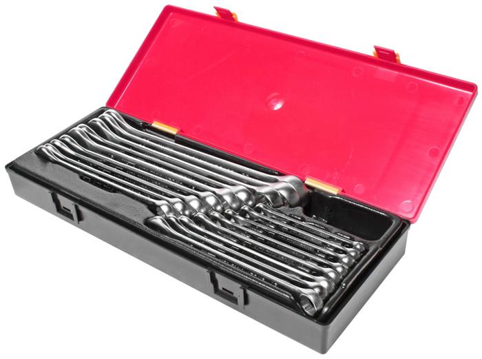 JTC Набор ключей комбинированных, 17 шт. JTC-K6172 тетрадь на скрепке printio тетрадь пейзаж из серии акварель 2015