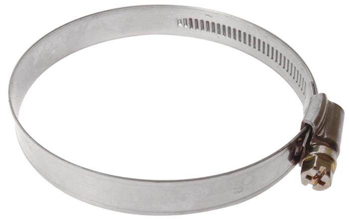 Хомут червячный JTC, 60-80 мм. JTC-ZN80JTC-ZN80Хомут червячный JTC выполнен из нержавеющей стали. Особая конструкция хомута позволяет выставлять различные диаметры с помощью стяжного винта. Увеличенная площадь рабочей поверхности болта позволяет сильнее затягивать хомут, делая крепление материалов более надежным. Обладает высоким сопротивлением скручиванию (60 кг/см2 для ленты шириной 9 мм, 80 кг/см2 для ленты шириной 12 мм) и высокой прочностью. Специальная кромка не оставляет заусениц и не повреждает поверхность шланга.Диапазон применения: 60-80 мм. Ширина ленты: 12 мм. Толщина ленты: 0,7 мм.