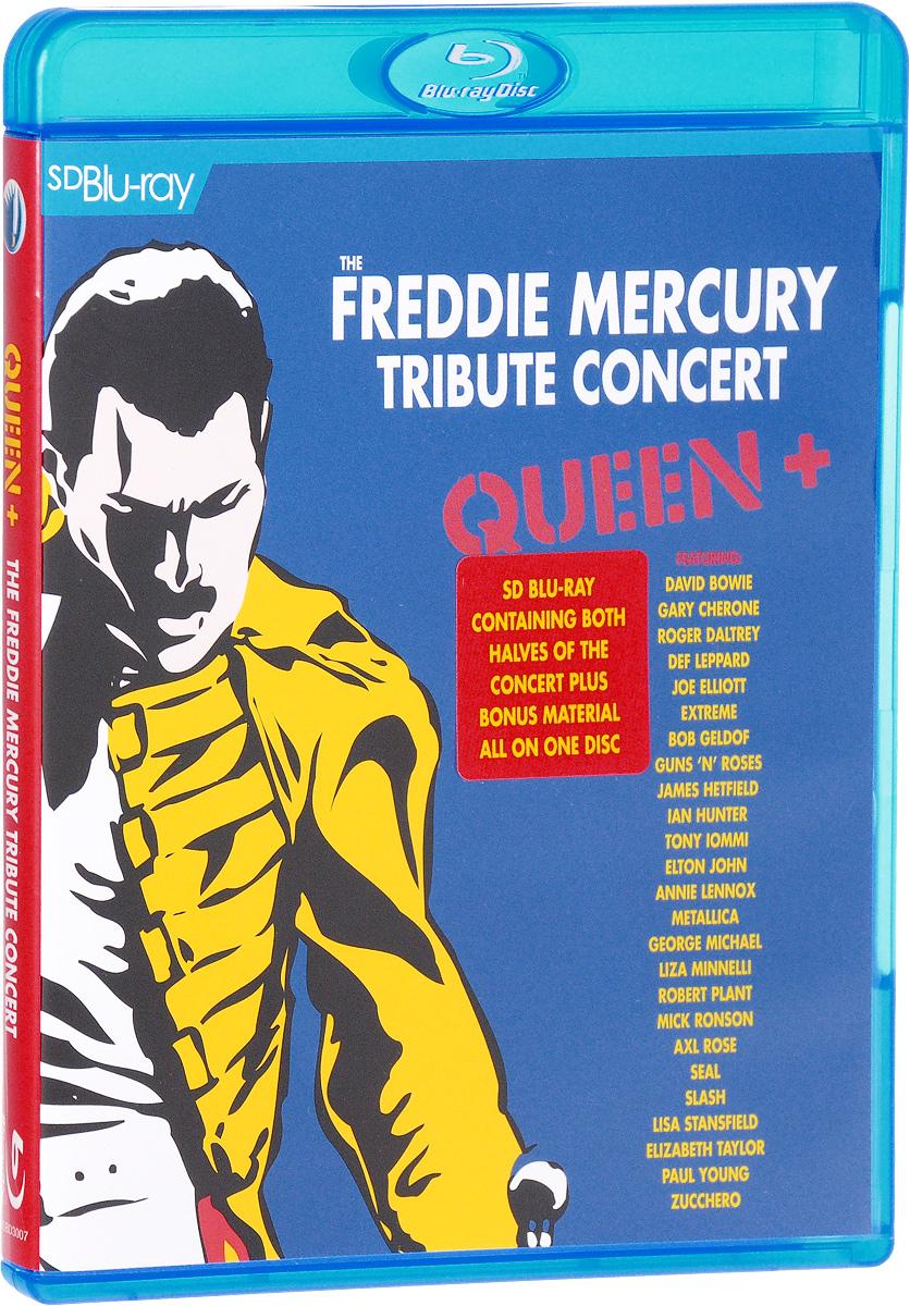 Various Artists: Freddie Mercury Tribute Concert (Blu-ray)