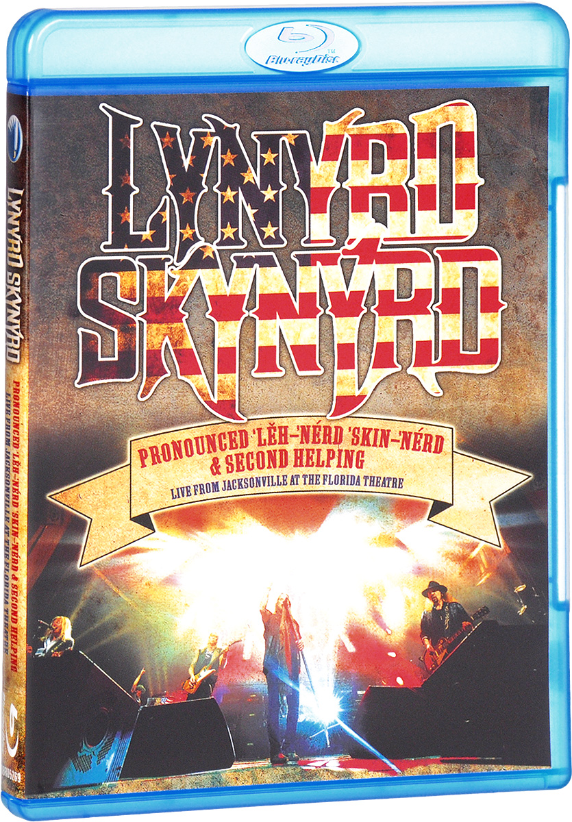 Lynyrd Skynyrd: Pronounced 'Leh-'Nerd 'Skin-'Nerd & Second Helping Live From Jacksonville At The Florida Theatre (Blu-ray) bad company live at wembley blu ray