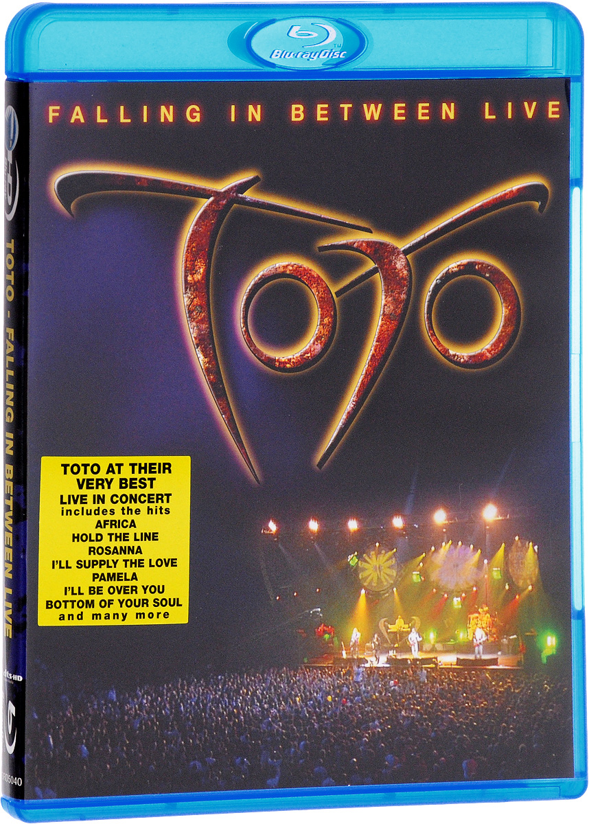 Toto: Falling In Between Live (Blu-ray) higher than the eagle soars a path to everest