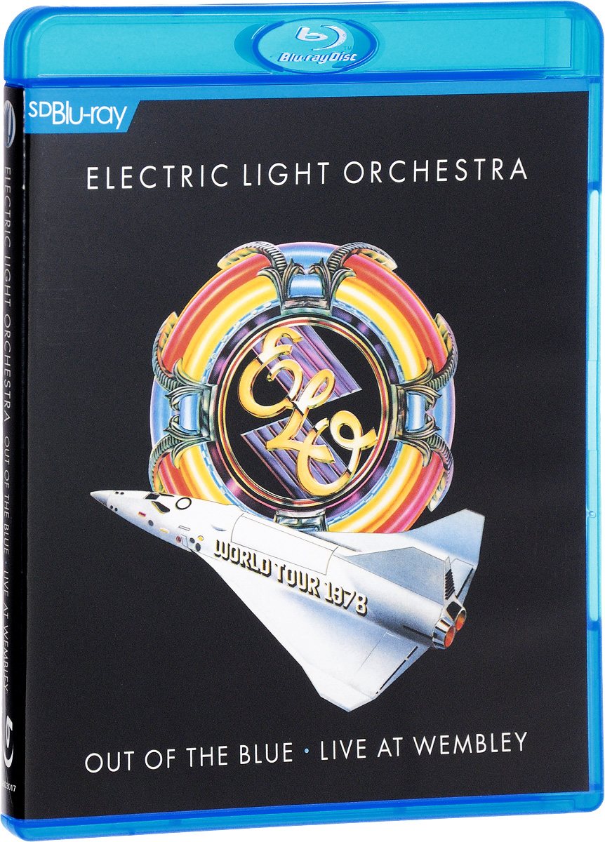 Electric Light Orchestra: Out Of The Blue - Live At Wembley (Blu-ray) cicero sings sinatra live in hamburg blu ray