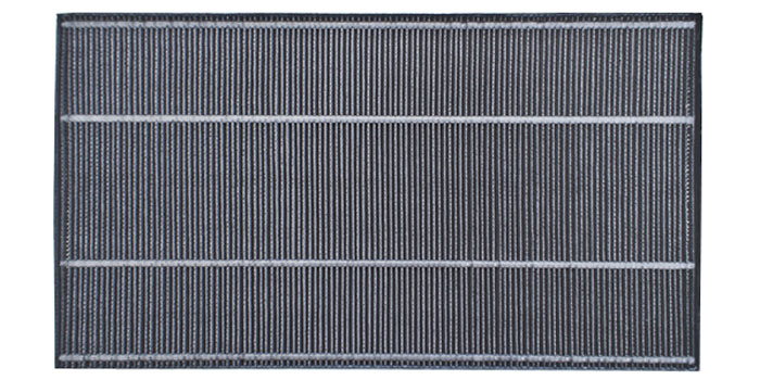 Sharp FZ-C100HFE HEPA фильтр для очистителя воздуха Sharp KC-C100E, KC-850EFZ-C100HFEФильтр для очистителя воздуха Sharp FZ-C100HFE HEPA класса C предназначен для воздухоочистителей KC-C100E и KC-850. Данный аксессуар улавливает в окружающем вас воздухе частицы, имеющие размер от 0.3 микрон, поэтому он эффективен в борьбе с домашней пылью. Благодаря функции увлажнения фильтр Sharp FZ-C100HFE из нетканого полотна задерживает аллергены, которые могут находиться в помещении. Замена фильтра поможет вам обеспечить полную защищенность от подавляющего большинства (99.7) частиц, оказывающих на вас неблагоприятное воздействие.