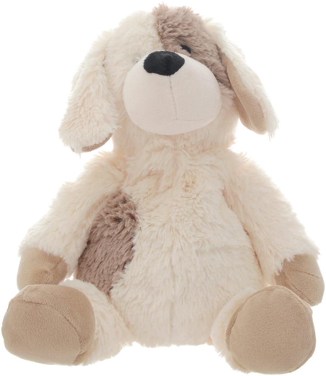 Warmies Мягкая игрушка-грелка Песик цвет бежевый грелки warmies cozy plush игрушка грелка дракон