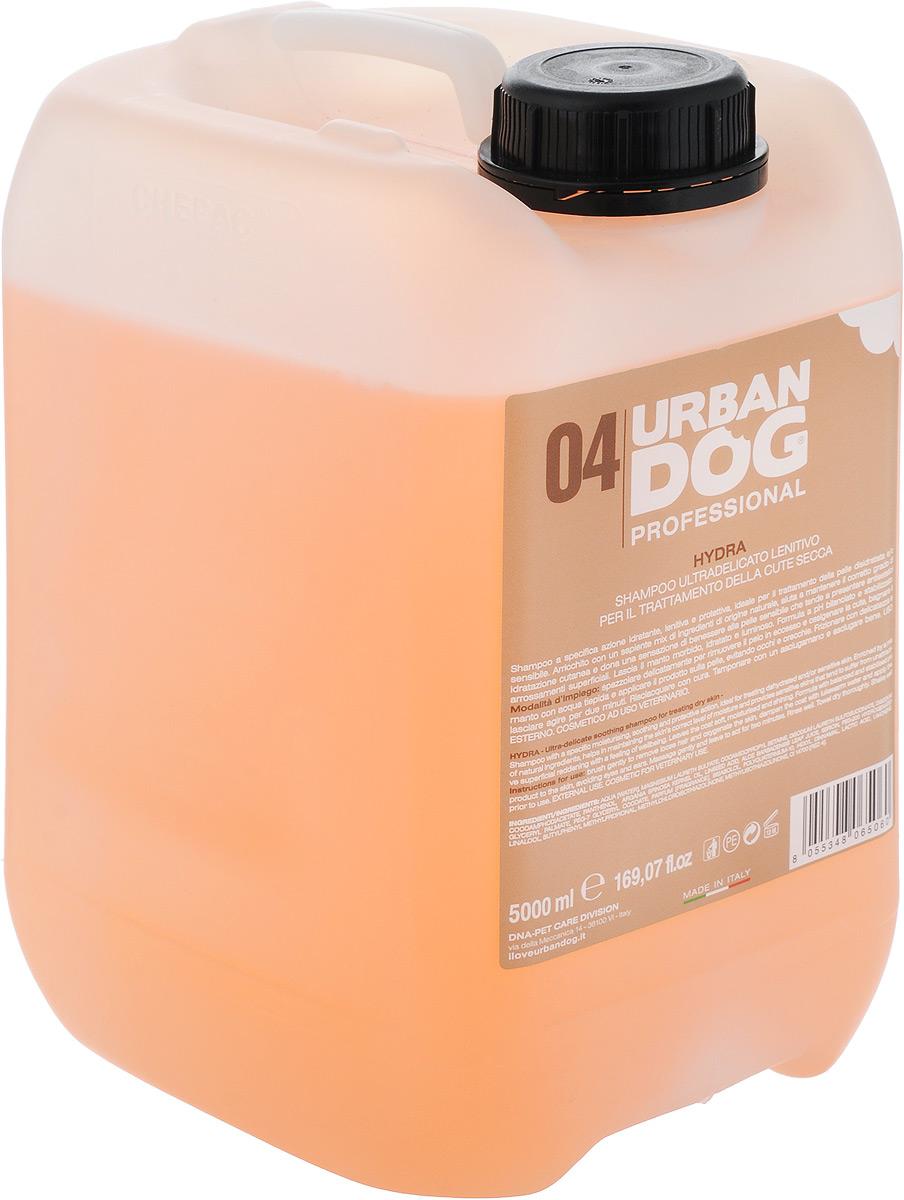 Шампунь для собак Urban Dog, для сухой кожи, 5 лUD206TIDШампунь для собак Urban Dog - это шампунь специального увлажняющего, смягчающего и защитного действия, идеально подходит для ухода за обезвоженной и (или) чувствительной кожей. Составлен из отлично подобранной смеси ингредиентов натурального происхождения, помогает поддерживать корректную степень увлажнения кожи, придает ощущение облегчения чувствительной коже, которая имеет тенденцию к образованию поверхностных покраснений. Делает шерсть мягкой, увлажненной и сияющей.Формула с сбалансированным и стабилизированным pH.В комплекте, для удобства использования, идет дозатор.Товар сертифицирован.