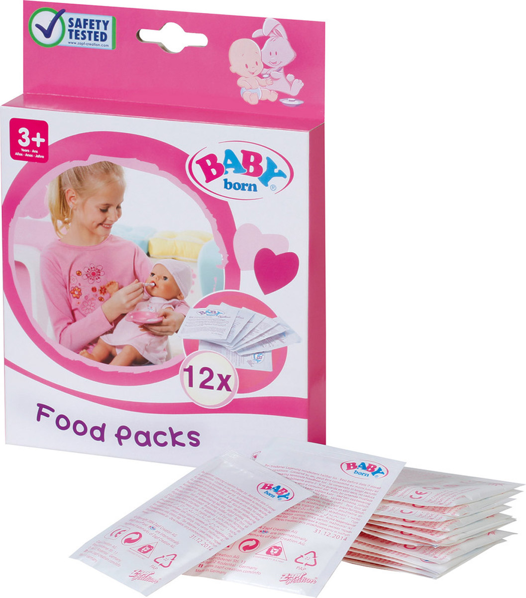 Baby Born Аксессуар для кукол Детское питание, ZAPF Creation