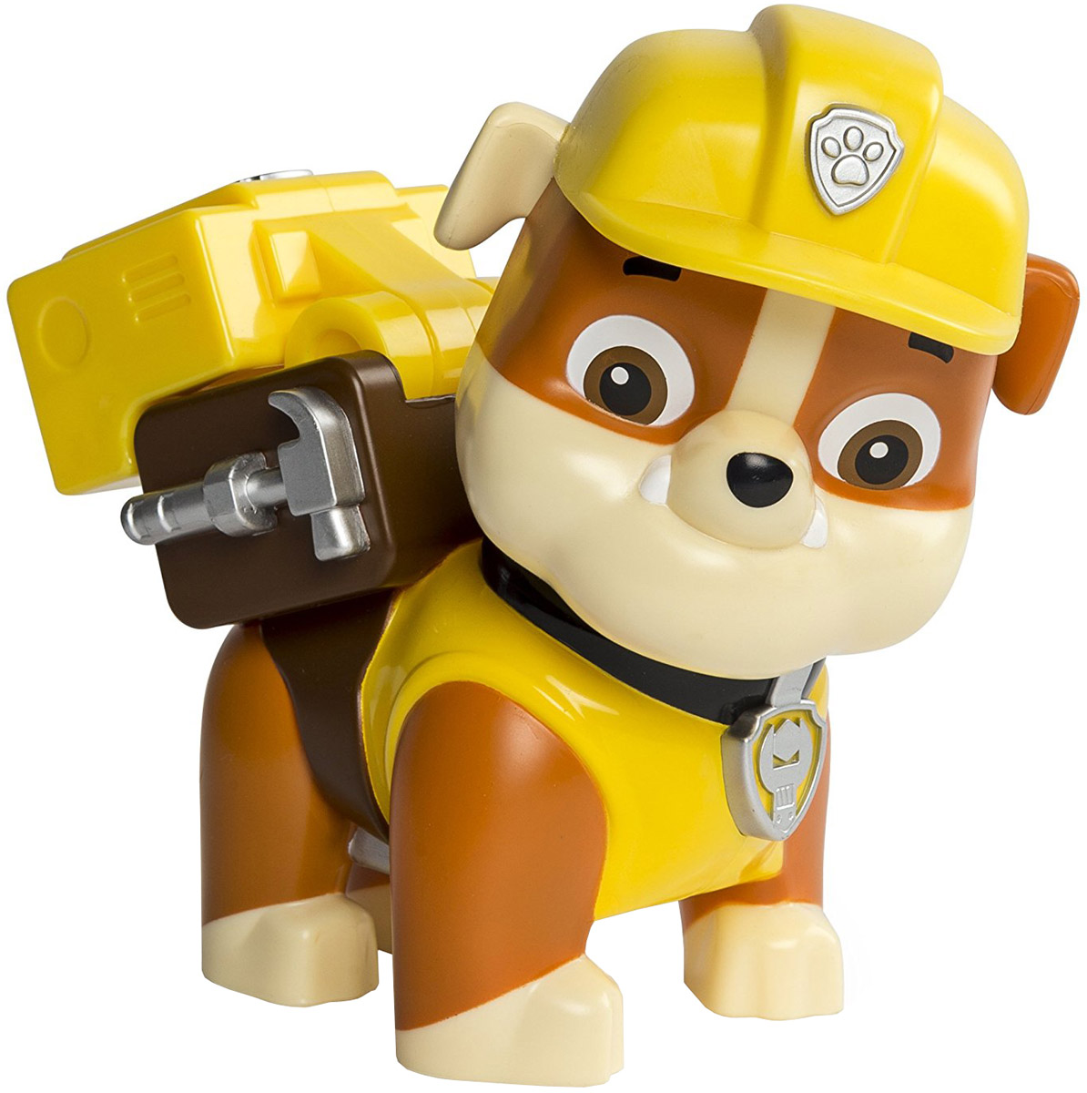 Paw Patrol Фигурка Jumbo Action Pup Rubble - Фигурки