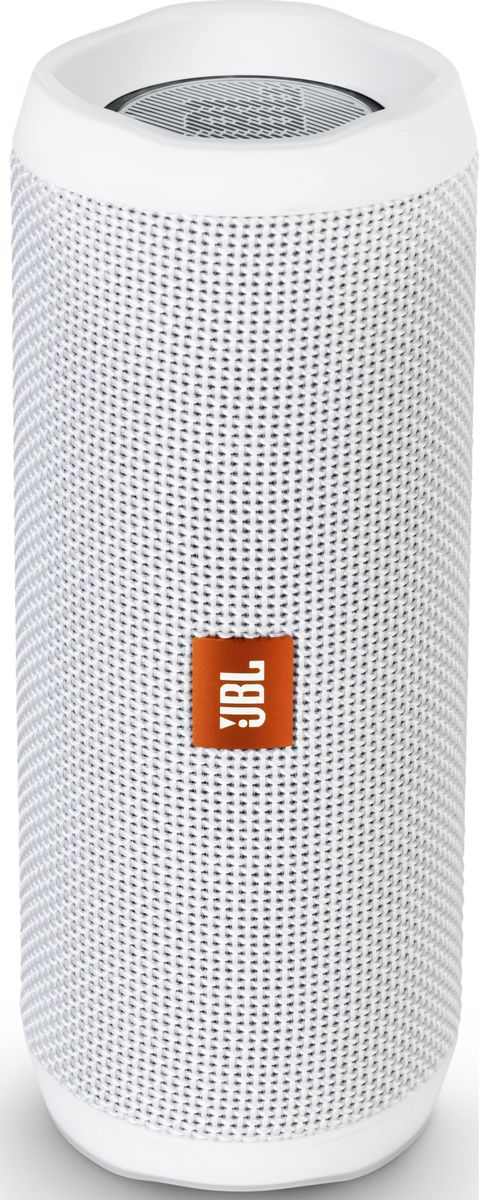 JBL Flip 4, White портативная акустическая система