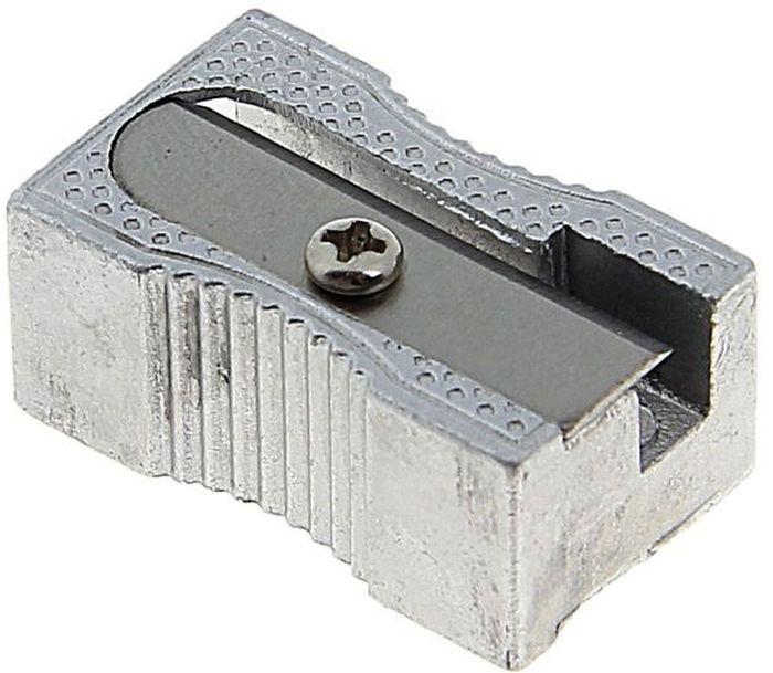 Deli Точилка 12729841272984Металлическая точилка Deli классического дизайна с острым лезвием обеспечиваеткачественную заточку карандашей.Наличие поперечных насечек на боковых граняхпрепятствует скольжению в процессе заточки.Заострить карандаш, выровнять иливосстановить сломавшийся грифель — вот главные функции, с которыми справитсяметаллическая точилка Deli.