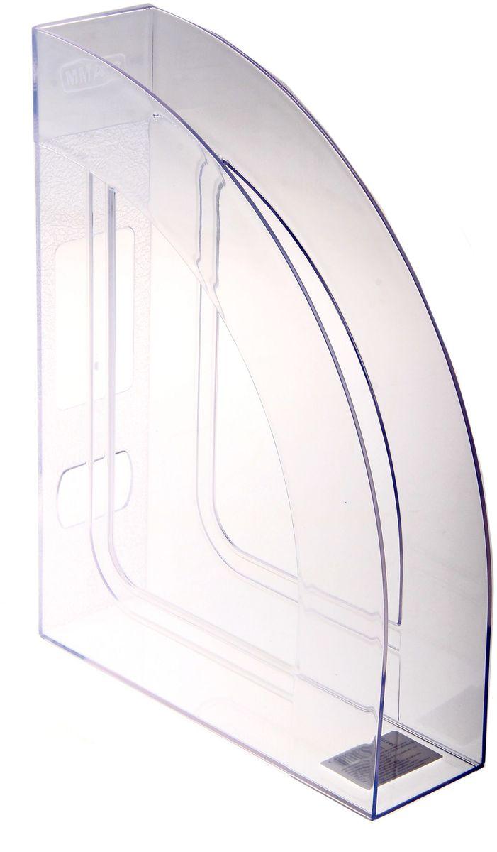 Стамм Лоток для бумаг вертикальный Респект цвет прозрачный161597Лоток для бумаг Стамм Респект выполнен в современном элегантном дизайне из высококачественного прочного пластика. Имеет одно вместительное отделение для листов формата А4.С лотком для бумаг Стамм Респект на вашем рабочем столе всегда будет царить порядок, а важные бумаги будут под рукой и не потеряются.