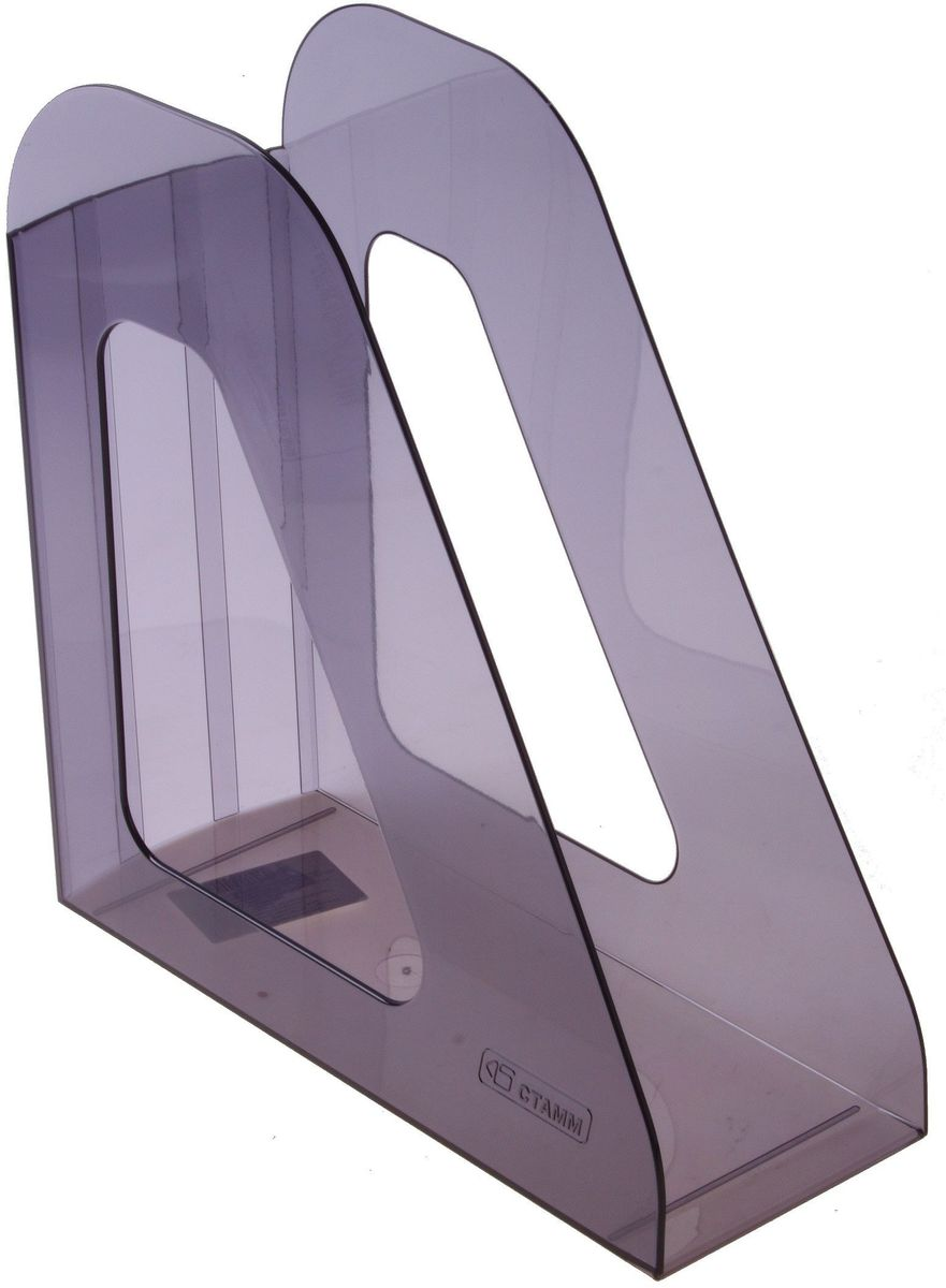 Стамм Лоток для бумаг вертикальный Фаворит цвет серый584869Лоток для бумаг Стамм Фаворит выполнен в современном элегантном дизайнеиз высококачественного прочного пластика. Одно вместительное отделение для листов формата А4. Лоток для бумагстанет незаменимым помощником для работы с бумагами дома или в офисе, а егостильный дизайн впишется в любой интерьер. Благодаря лотку для бумаг важныебумаги и документы всегда будут под рукой.